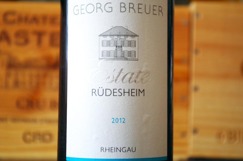 Georg Breuer Rüdesheim Estate Riesling