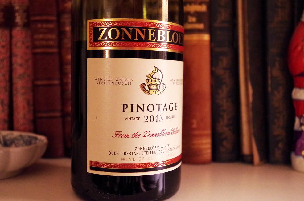 Pinotage Zonnebloem