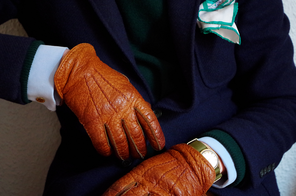 Roeckl Peccary Handschuhreparatur