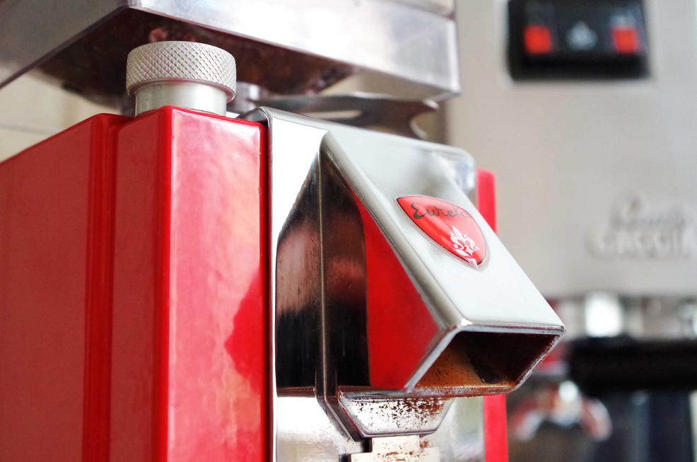 Eureka Mignon Espressomühle