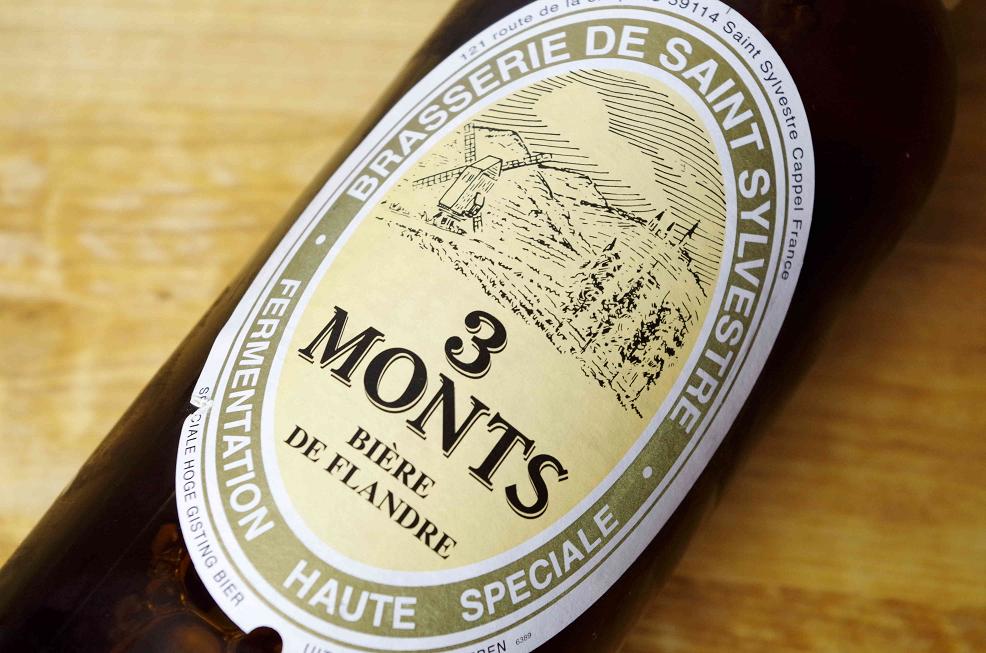Brasserie Saint Sylvestre 3 Monts