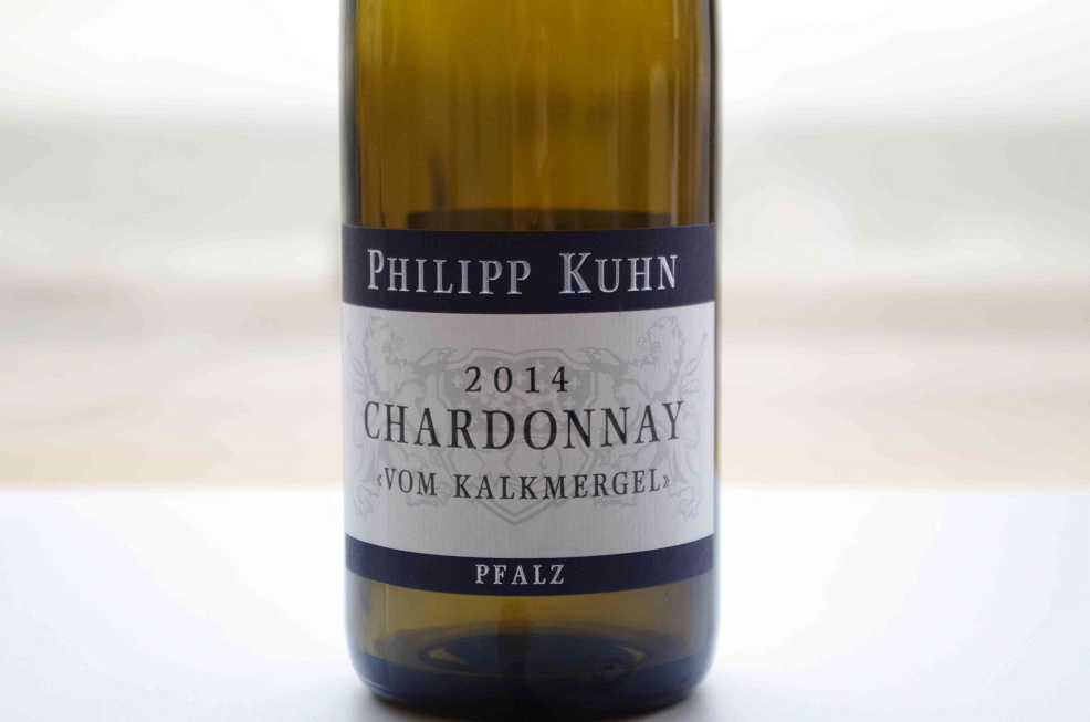 Kuhn Chardonnay Kalkmergel