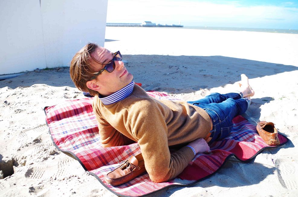 mrgeef am Strand
