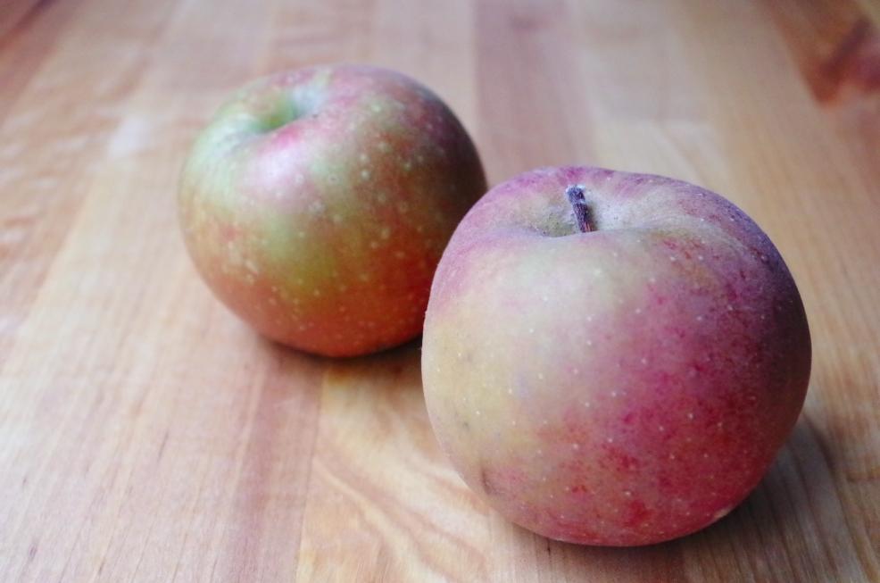 Boskop Äpfel