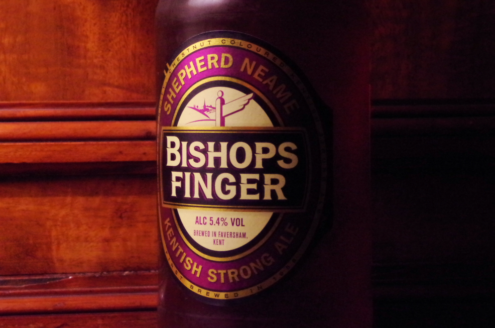 Bishops Finger Kentish Strong Ale