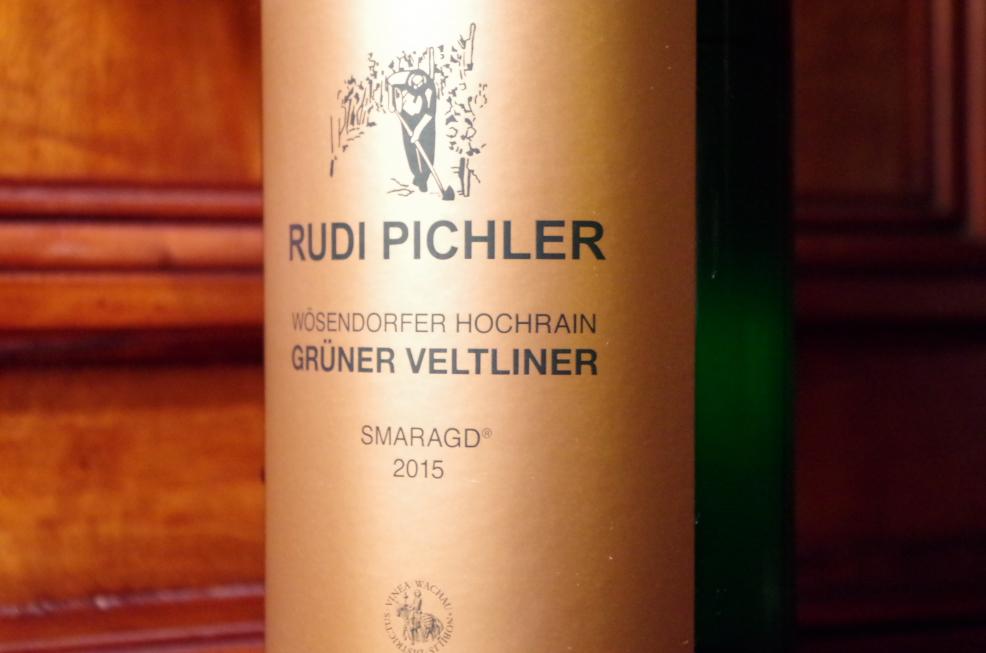 Pichler Wösendorfer Hochrain Smaragd
