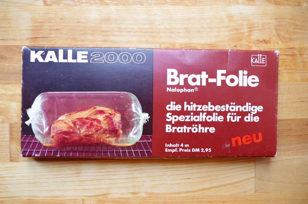 Bratfolie