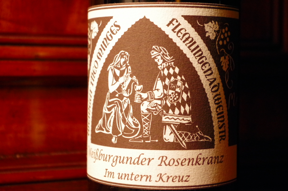Minges Weißburgunder Rosenkranz GG